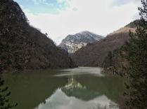 Riflessi sul lago.