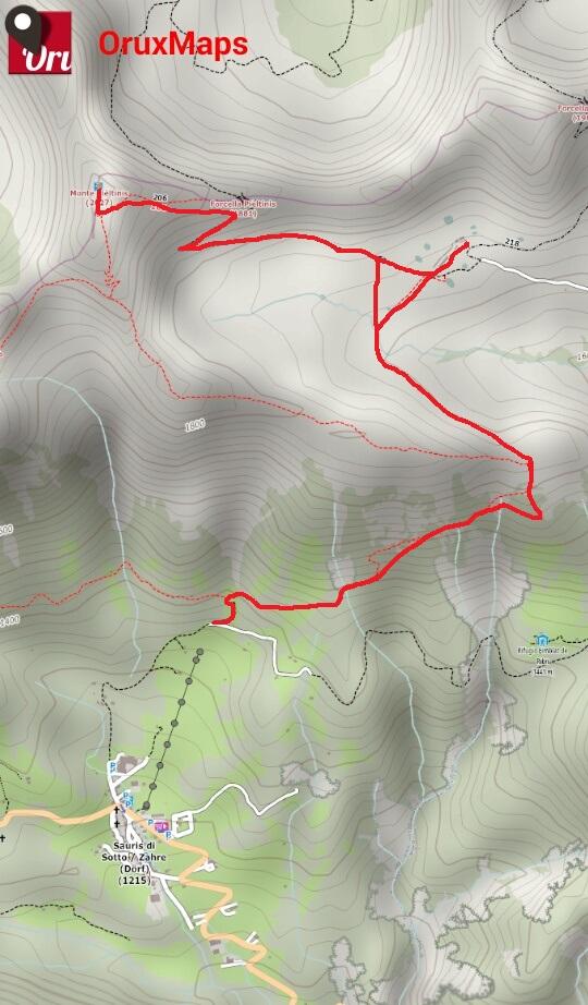 mappa pieltinis