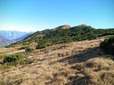 Pendici settentrionali del monte Sciara