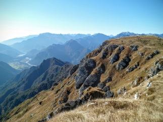 Versante meridionale del monte Sciara