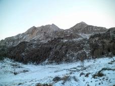 Casera Chiansaveit, Monte Bivera e Monte Clapsavon