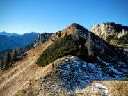 Monte Forada da Forcella Chiansaveit