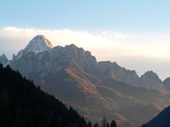 Creta di Mezzodì e Monte Sernio