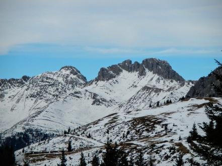 Il Monte Cavallino.