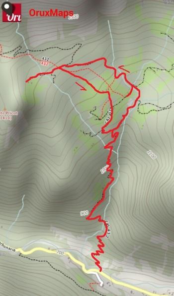 ConcaPricot_mappa