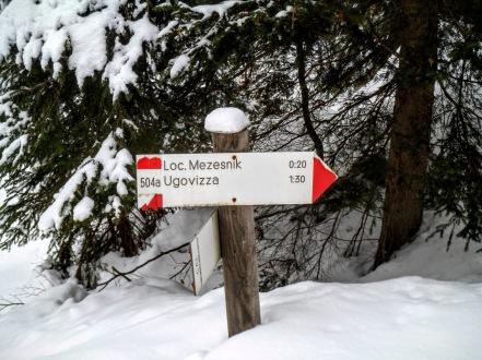 Salendo a casera Mezesnik