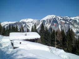 Monte Festons e Monte Morgenleit