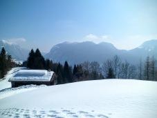 Panorama verso Monte Colmajer