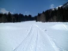 Sul sentiero 1B
