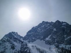 Monte Cimon a dx