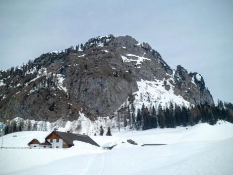 Casera Tuglia e monte Tuglia