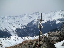 Croce di Vetta del Pal Grande
