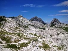 Al centro il monte Sart