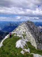 Verso il monte Sart