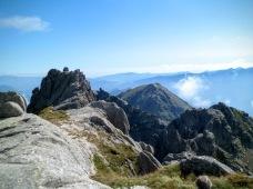 Panorama verso Monte Castelletto