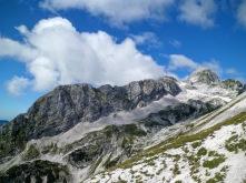 Cresta del Vrh Osojnic