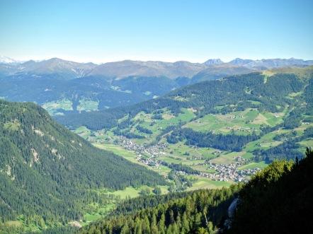 Panorama verso Sesto