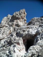 Caverne della Grande Guerra