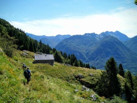Casa di caccia di Planina Goricica