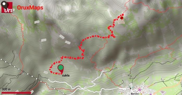 cukla_mappa