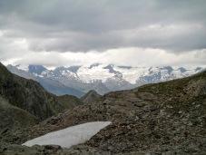 Panorama dal Berger Torl