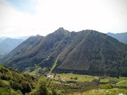 Sella Chianzutan e monte Piombada