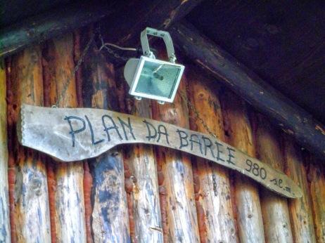 Plan da Baree