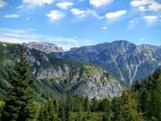 Creta di Aip e monte Cavallo