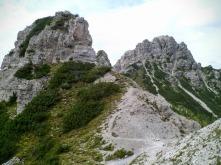 Forcella Val di Brica
