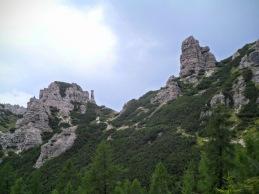 Focella Val di Brica dalla Val di Brica