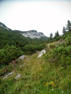 Si sale verso monte Malvueric