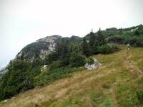 Si sale verso il monte Malvueric Alto