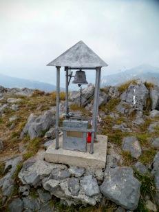 Campana di monte Malvueric Alto
