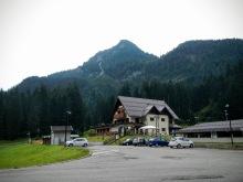 Parcheggio del centro biathlon