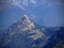 Il Monte Tuglia e Malga Tuglia.