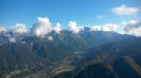 Panorama verso val Resia
