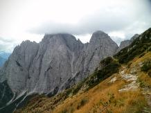 Panorama verso Creta Grauzaria