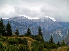 Monte Chiavals e Zuc dal Bor