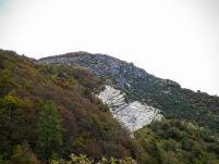 Versante nord del monte Flop (est)