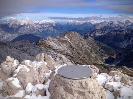 Vetta del monte Nero