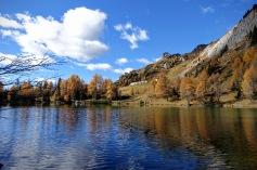Lago di Bordaglia - Foto di Laura Molinari