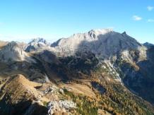 Panorama verso Monte Volaia