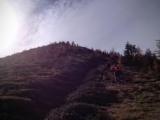 Versante nord del monte Cocco