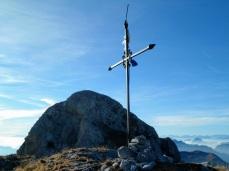 Croce di vetta di cima Vildiver