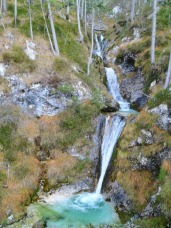 Cascate sul rio Lommig