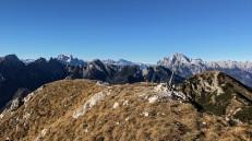 Cima del monte La Palazza