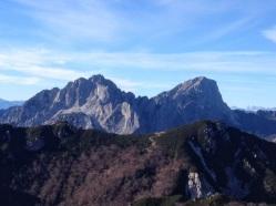 Creta Grauzaria e Monte Sernio.