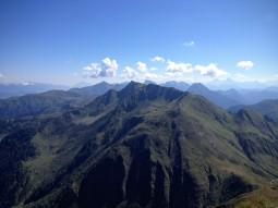Panorama verso Cuestalta