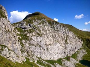 La palestra di roccia Avostanis