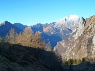 A dx monte Coglians